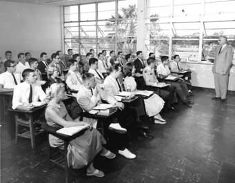 PD CLASS 1950s